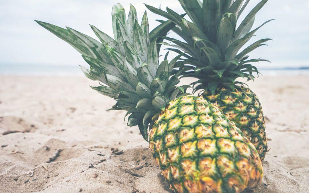 Hogyan belezzünk ki egy ananászt pár perc alatt?